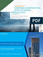 Rethinking Construction-Mckinsey Paper