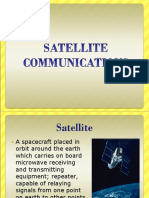 SATELLITE COMMUNICATIONS edge rev.ppt