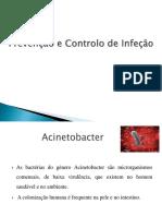 Prevenção e Controlo de Infeção