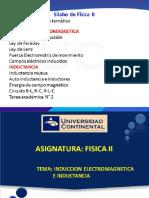 SEMANA 14 Inducción Electromagnética e Inductancia (1)