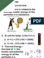 Thermal Energy 1
