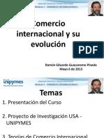 Comercio Internacional y Su Evolución