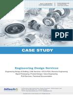 Case study engineering design service
