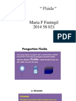 PPT Fluida MariaFautngil