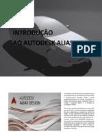 INTRODUÇÃO AO AUTODESK ALIAS - eBook Tutoriais e Ferramentas Autodesk Alias