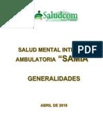 Generalidades Programa Samia