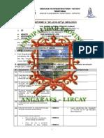 Informe Nº 064 Sub Division