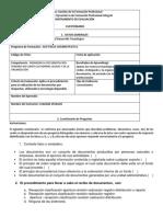 Instrumento Eval. Cuestionario 01 PLANEACION