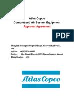 Atlas Copco-Compressed Air System