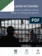 Mujeres y Prision en Colombia
