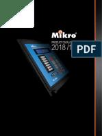 Mikro Cat 2018