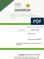 PPT Preskas Hemoroid