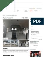 Toyota Hiace 2016 -  Autos Usados _ NeoAuto