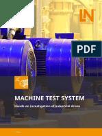 Machine Test System Brochure