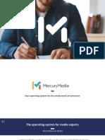MercuryMedia Overview