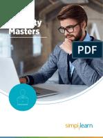 Cyber Security Master Program