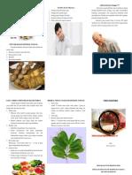 Leaflet Kolesterol Tinggi