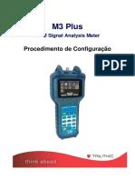 M3 Plus - Procedimento de Configuração Rev 04-06-2013