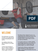 JSFN Welcome Pack