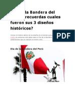 Día de La Bandera Del Perú[1]