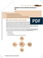 Basic Problems of an Economy & Role of Price Mechanism.pdf
