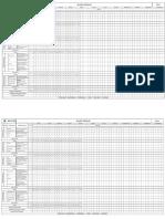 5S Audit Check Sheet