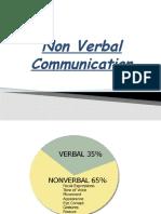 Non Verbal Communication 1