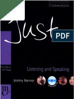 Just Listening & Speaking Intermediate