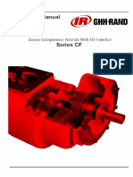 Manual GHH Rand CE and CF Series