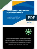Sustentabilidade - Aula 5