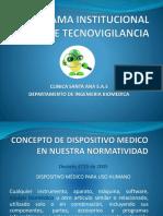 PRESENTACION  TECNOVIGILANCIA.pptx