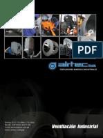 Brochure Ventiladores Industriales - Airtec