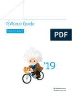 salesforce ISV doc
