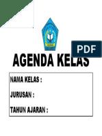 Agenda Kelas