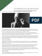 Escritor Uwe Johnson é Lembrado Nos 30 Anos de Sua Morte _ Cultura _ DW.com _ 22.07