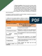 Informe Auditoria Act 1