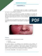 Erisipela y Sindrome Piel Escaldada