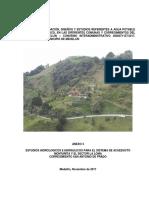 Informe Hidrológico_Quebrada Despensas