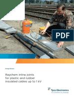 1 KV Plastik Ve Kaucuk Izoleli Zirhli Zirhsiz Kablolar Icin Isi Buzusmeli Kablo Eki Katalogu