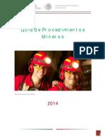 Procedimientos mineros