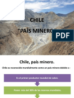 Chile Pais Minero