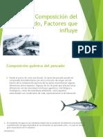 Composición Del Pescado, Factores Que InfluyeMCKEPLER
