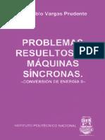 Problemas Resueltos de Maquinas - Vargas Prudente, Pablo;