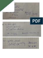Calculo Diferencial Funciones II