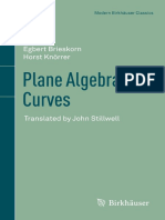 2012 Book PlaneAlgebraicCurves