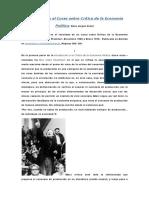 Contribución al Curso sobre Crítica de la Economía Política. Hans Jürgen Krahl.docx