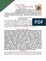 Lectio Divina XV Domingo Del Tiempo Ordinario Ciclo C 2019