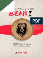 five animal qigong bear