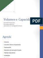 4- volumes e ventilação perfusão