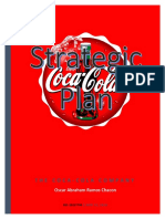 coca-cola strategic plan